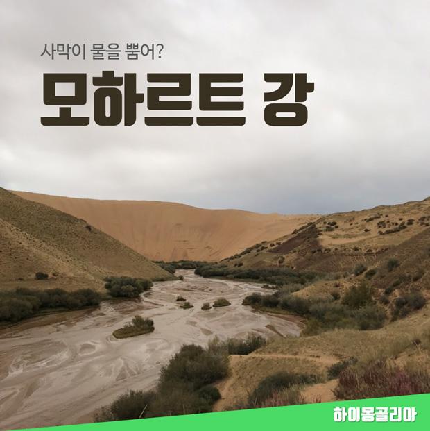 모하르트 강