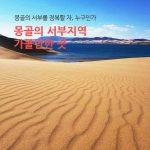몽골서부지역